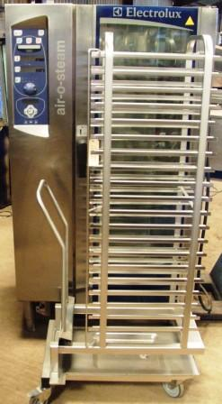 ELECTROLUX Air O Steam 20 Grid Electric Combi Oven
