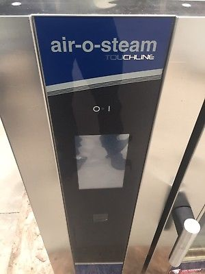 ELECTROLUX Air O Steam Touch Line Electric 6 Grid Combi with Stand