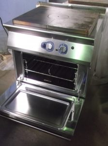 ELECTROLUX B Grade Gas Solid Top Range with Oven