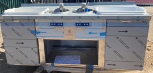 ELECTROLUX  BRDS 2NPA Breading Table . B Grade New