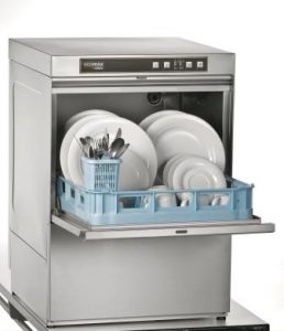 Brand New HOBART Ecomax F502S Under Counter Dish Washer with Softener