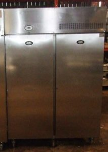 FOSTER 2 Door Upright Fridge