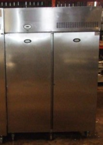FOSTER 2 Door Upright Freezer