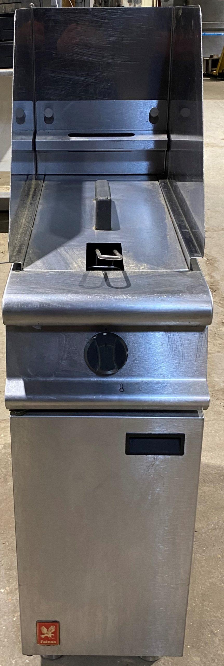 Falcon G3830 Single Well Gas Fryer