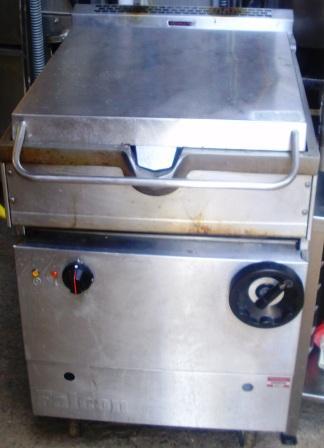 FALCON Chieftain Gas 60cm Bratt Pan