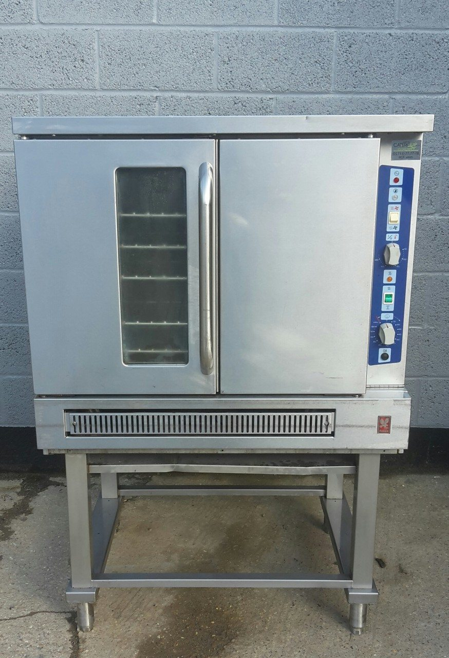 FALCON 80 Gas Convection Oven with Floor Stand - CaterQuip