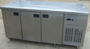 Foster 3 Door Bench Fridge CQF2305