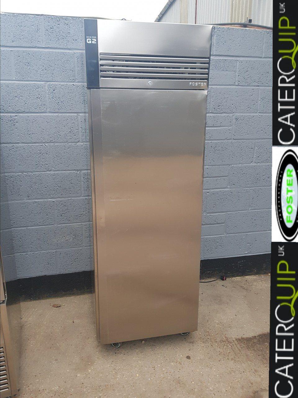 FOSTER G2 Single Door Upright 600 Litre Freezer