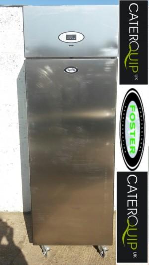 FOSTER 600 Litre Single Door Upright Fridge