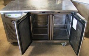 FOSTER 2 Door Bench Fridge CQF2467