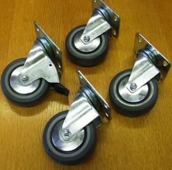 HEAVY DUTY Castors 1