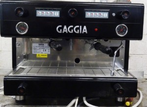 GAGGIA 2 Group Coffee Brewer