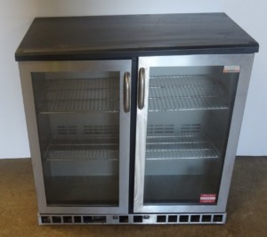 GAMKO Back Bar Fridge