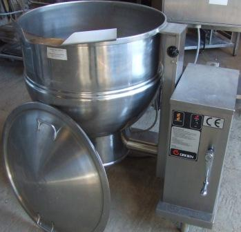 GROEN DE60 227 Litre Electric Tilting Kettle