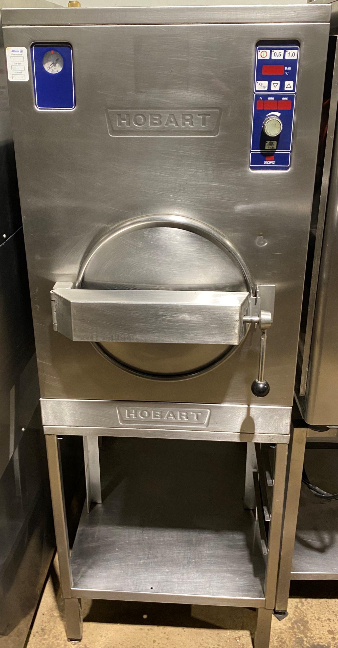 HOBART 305 High Pressure Steamer
