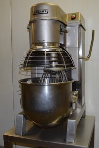 HOBART A200 20 Quart Planetary Mixer with Guard