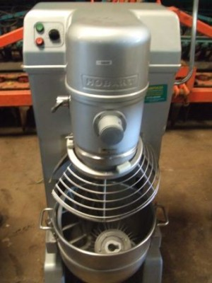 HOBART 30 Quart Planetary Mixer with Tools