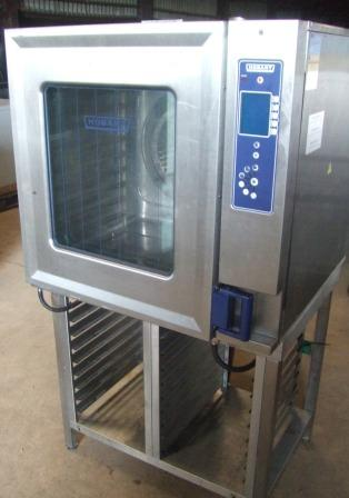 HOBART CSD UC  10 Electric Combi Ovens.