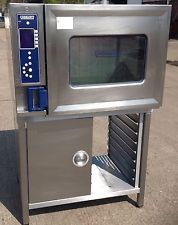 HOBART CSD UC Electric 6 Grid Combi Oven with Stand