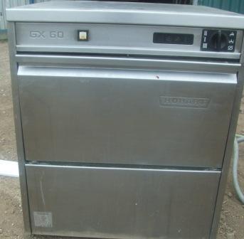 HOBART GX60 Glass Washer 1