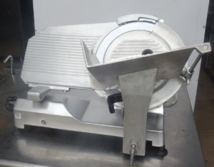 HOBART 12 inch heavy duty meat slicer