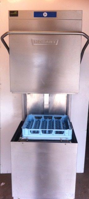 HOBART AMX Pass through Dishwasher