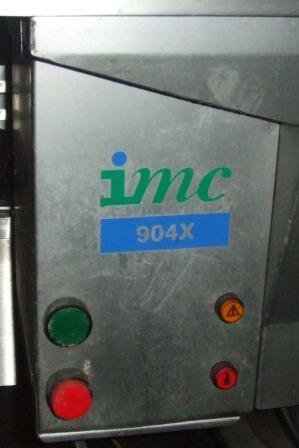 IMC 904X Single Phase Waste Disposal Machine 1