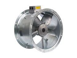 1 x Inline Axial Fan 400 mm