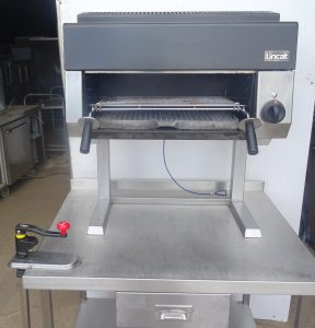 LINCAT Opus Salamander Grill With Table Stand