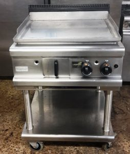 LINCAT OPUS Gas 2 burner Griddle with Stand
