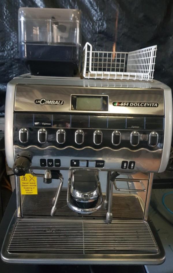 LA CIMBALI S54 Dolcevita Bean to Cup Machine 1