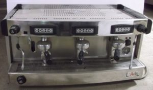 L'ADRI 3 Group Coffee Machine