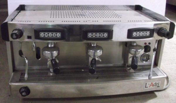 L'ADRI 3 Group Coffee Machine 1