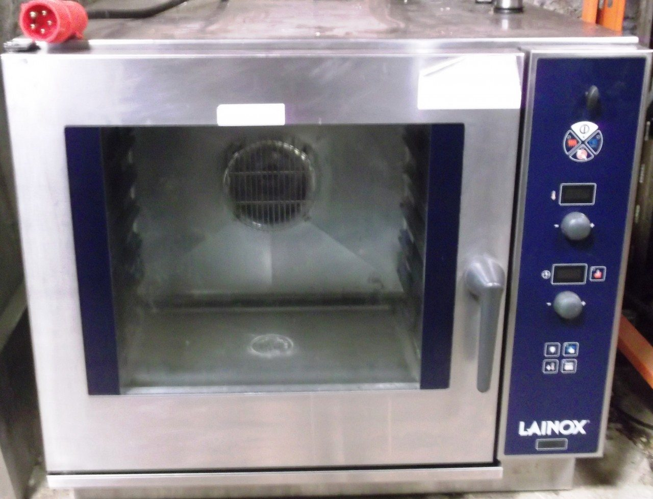 LAINOX Electric 6 Grid Combi Oven with Floor Stand. CLEARANCE ITEM