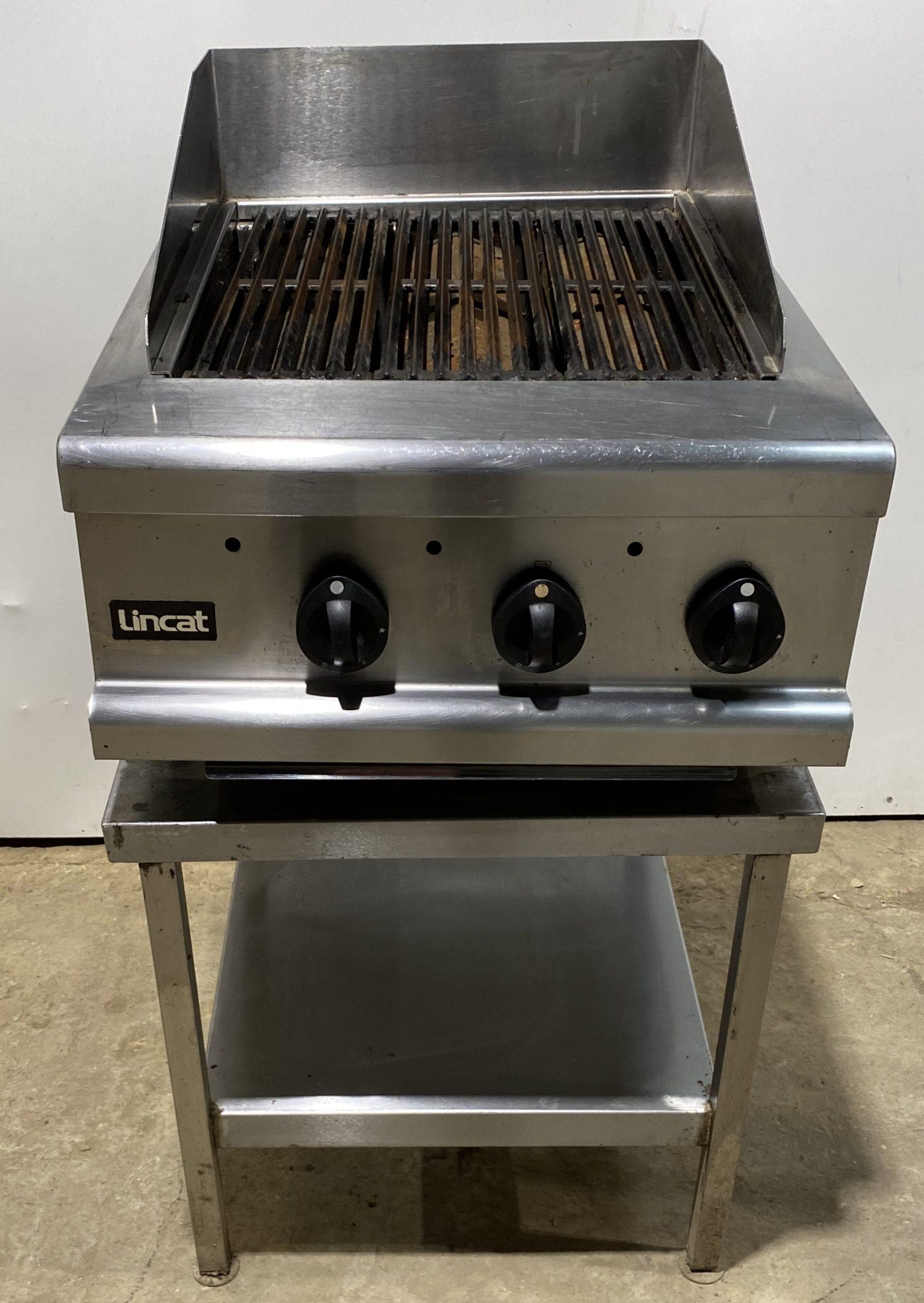 LINCAT 3 Burner Natural Gas Char Grill