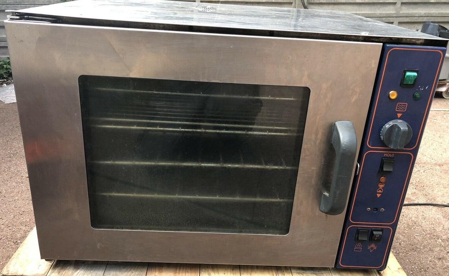 LINCAT 400 Table Top Convection Oven