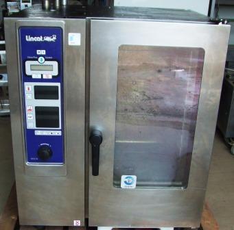 LINCAT CPC Electric 10 Grid Combi Oven 1