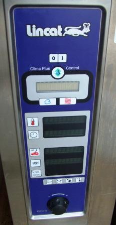 LINCAT CPC Electric 20 Grid Combi Oven