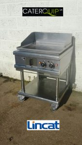 LINCAT OPUS 2 Burner Griddle Gas