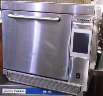 Merrychef Elcon e3 Combi Microwave 2