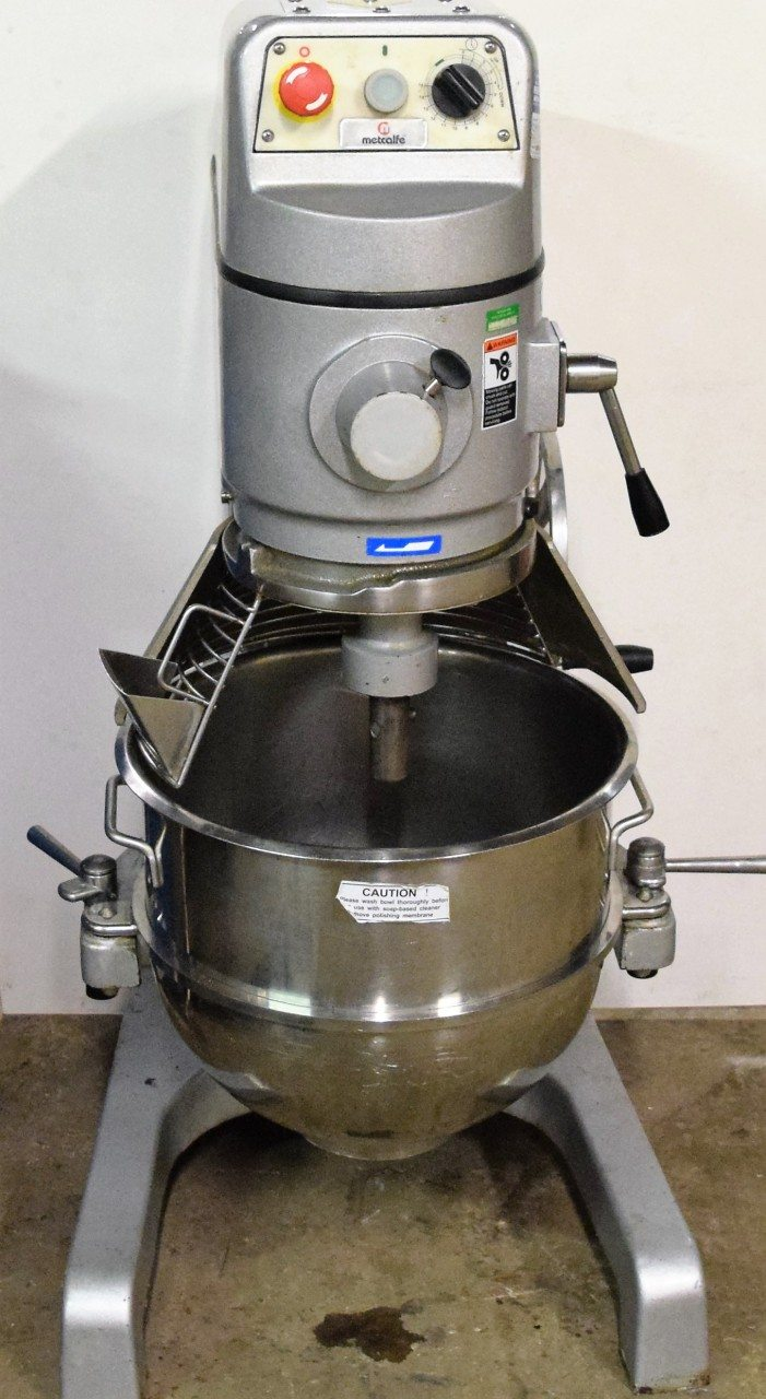 METCALF 30 Quart Planetary Mixer