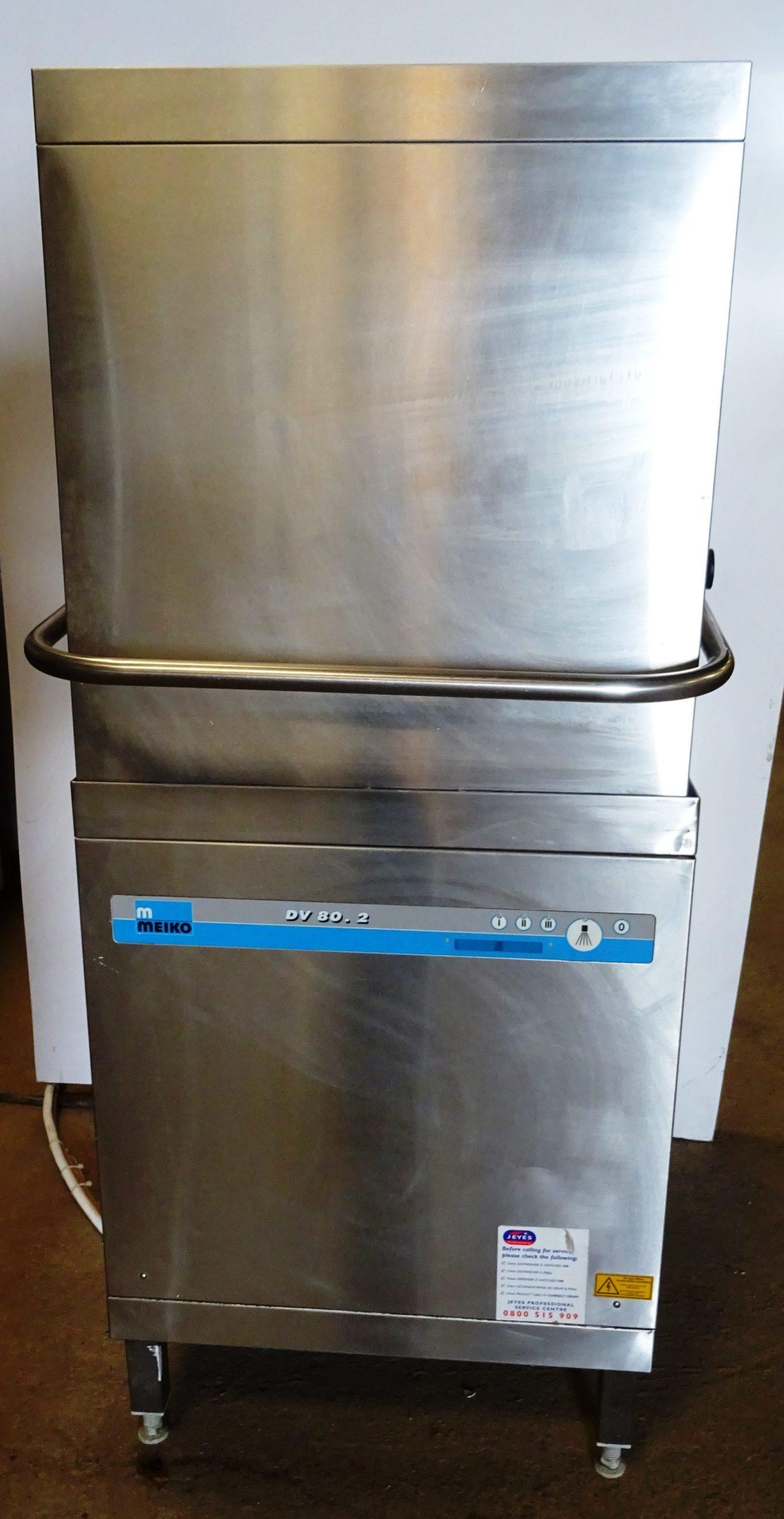 MEIKO DV80.2 Pass Through Dish Washer