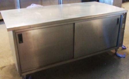 MOFFAT Hot Cupboard 1