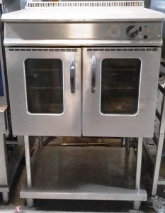 MOORWOOD VULCAN Gas Convection Utility Oven with Stand