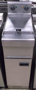 PARRY Single Well Single Phase Fryer