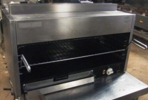 PARRY Electric Salamander Grill