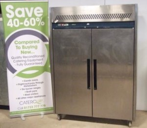 WILLIAMS 2 Door Fridge CQF2481