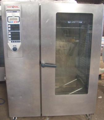 RATIONAL CPC 40 Grid Electric Combi Oven 1