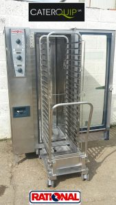 RATIONAL Combi Master Electric 20 Grid