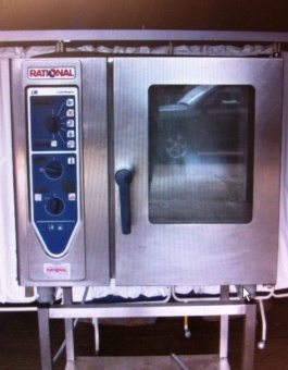 Rational Cm 10 Grid Electrical Combi Oven Caterquip